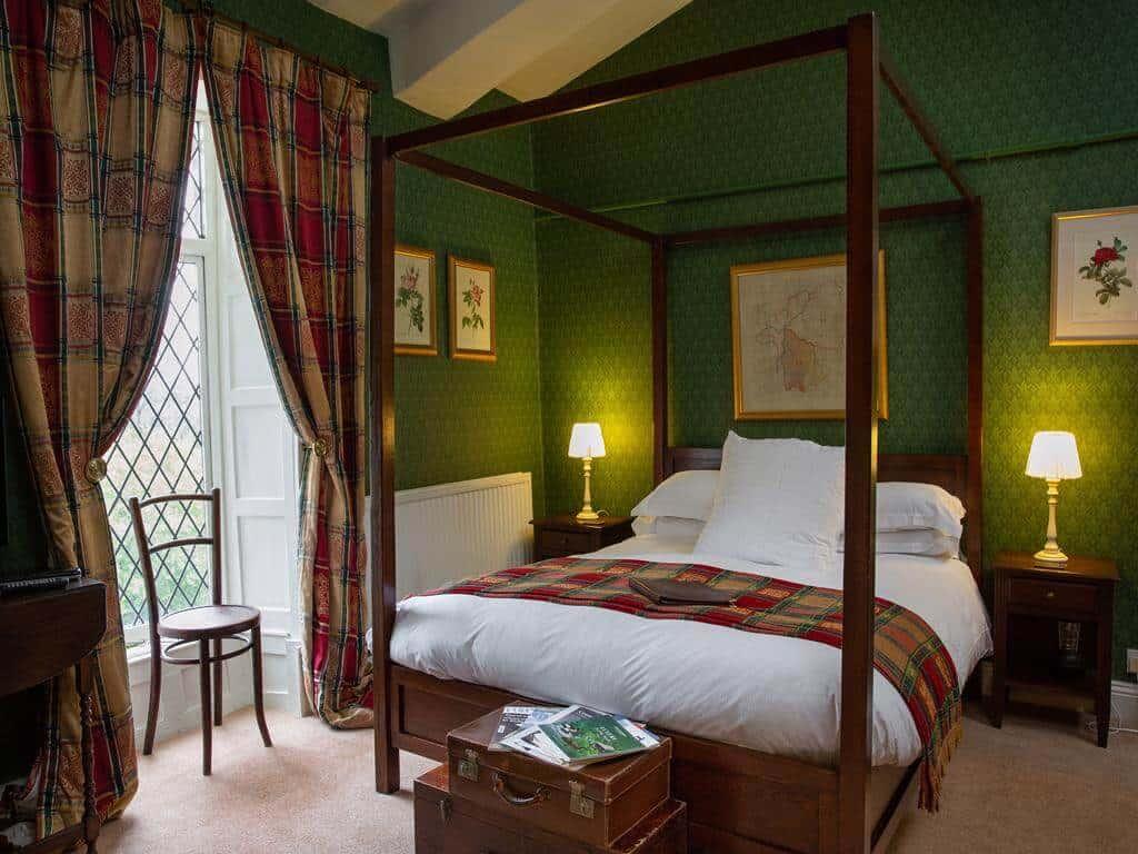 Brackenber Bedroom at Augill Castle