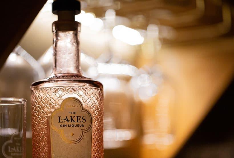 The Great British Bar - Lakes Distillery Gin