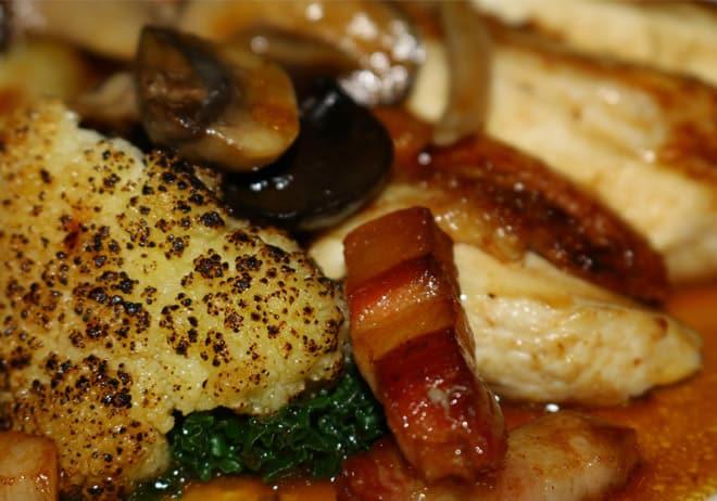 Augill Castle Food