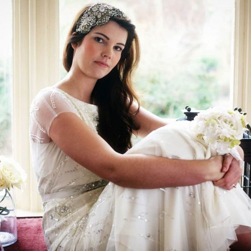 Augill Castle Exclusively Yours Wedding Bride